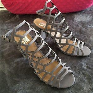 Shoes - Hollow statement sandals